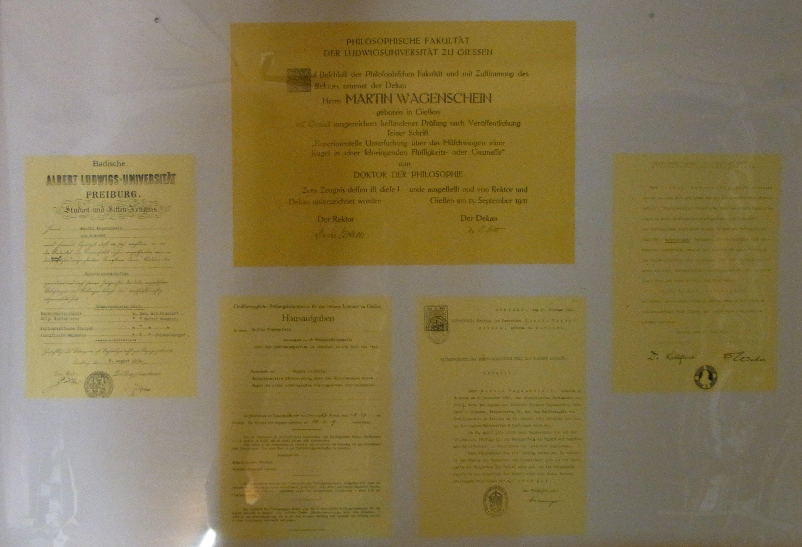 Dissertation martin schlesinger